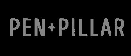 Pen + Pillar logo