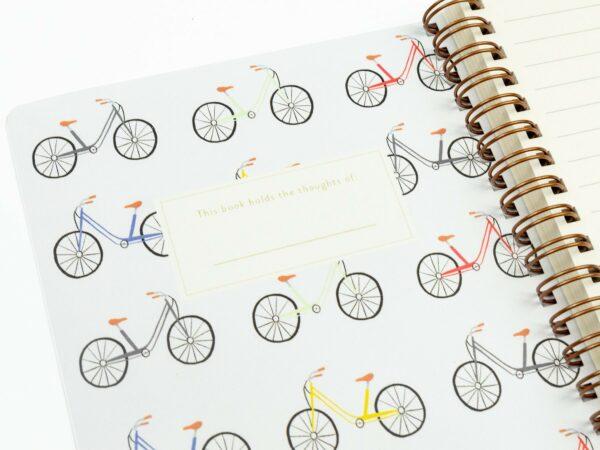 Rowhouse Handmade Writing Notebook