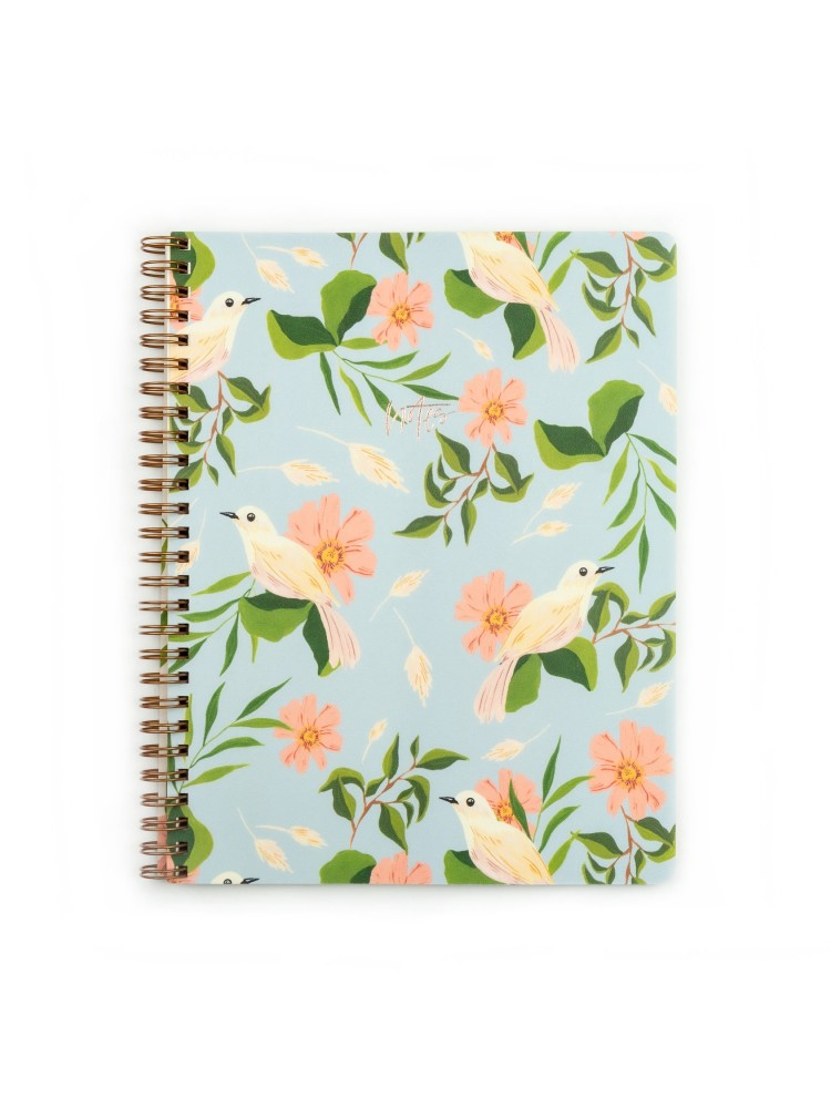 Sparrow Handmade Notebook