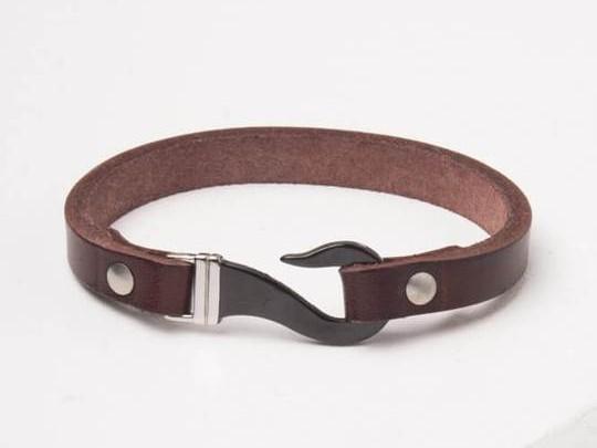 Kailey Leather Bracelet