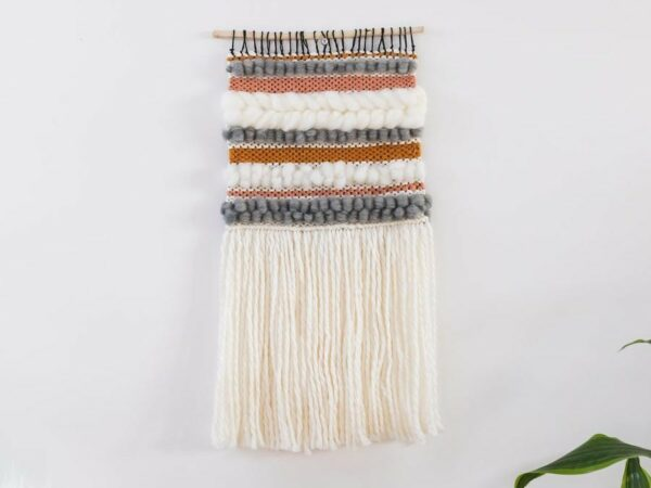 Honeysuckle Woven Wall Tapestry