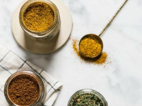 3 - Jar Gift Spice Set