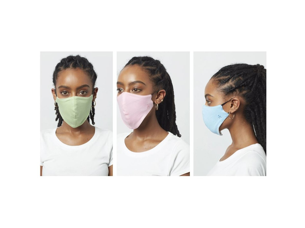 Face Covering 3-Pack – Pastel