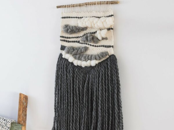 Moonstone Woven Wall Tapestry