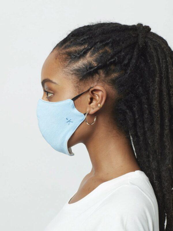 Resuable Face Masks 3-Pack - Pastel