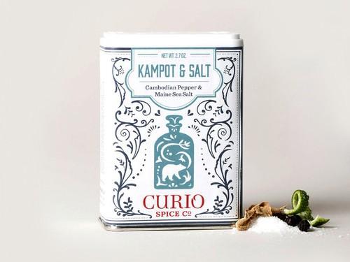 Kampot & Salt Spice Tin