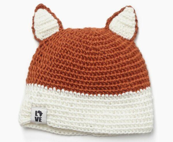 The Fox Animal Hat