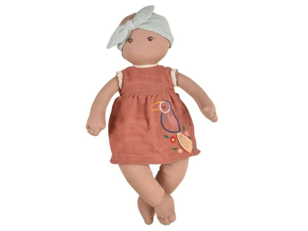 Baby Aria - Organic Baby Doll Toy