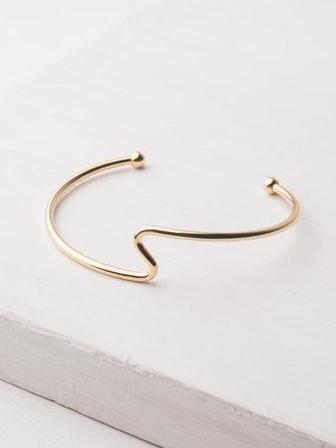 Bethany Gold Bracelet