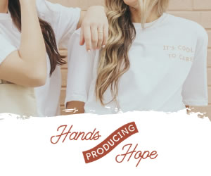 Hands Producing Hope