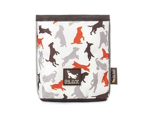 Scout & About Compact Training Pouch – Vanilla