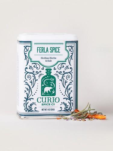 Ferla Spice Tin