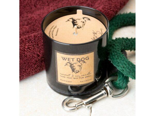 Wet Dog Soy Blend Candle