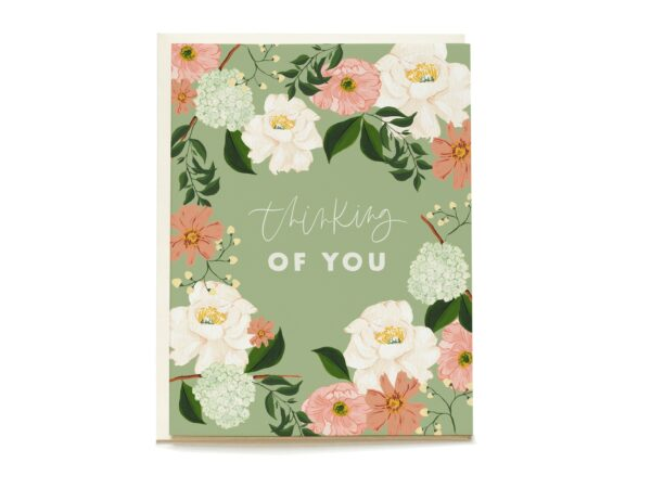 Olive Branch Writing Notepad