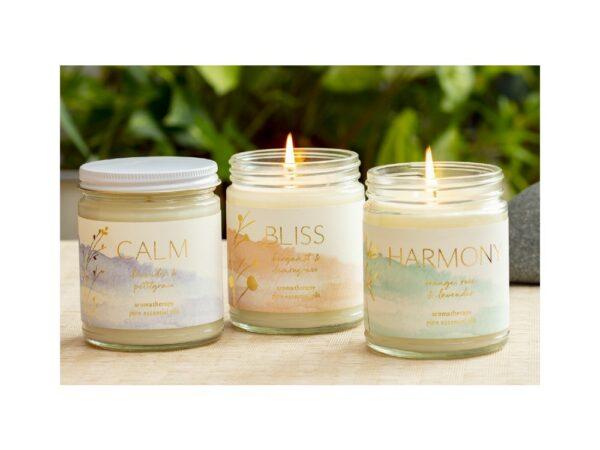 Spa Aromatherapy Candle