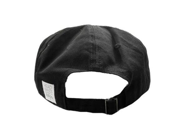 Black Be The Good Adjustable Hat