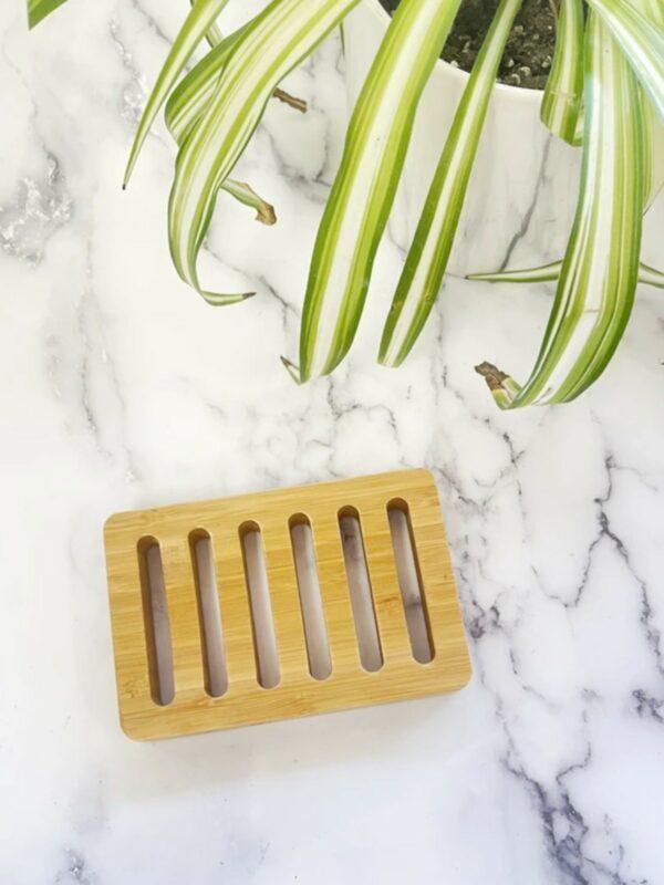 Bamboo Soap Shelf Dish