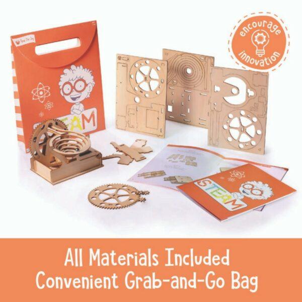 S.T.E.M Activity Bag for Kids: Encourage Innovation