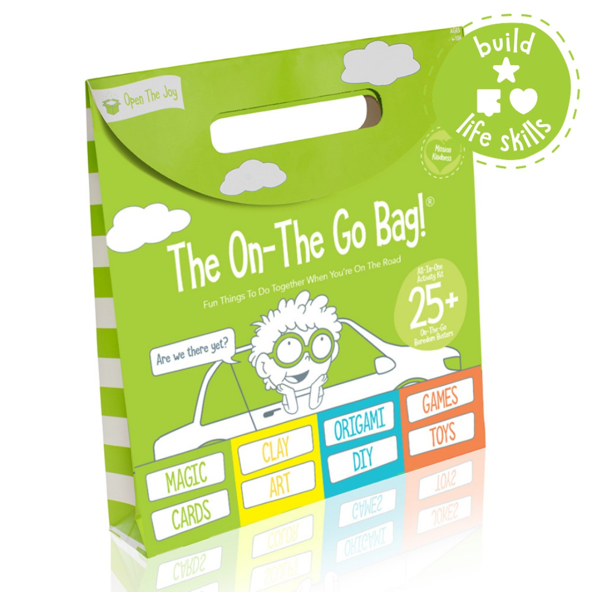 On the Go Bag: All-in-One Activity Kit