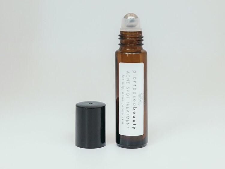 Organic Acne Spot Treatment