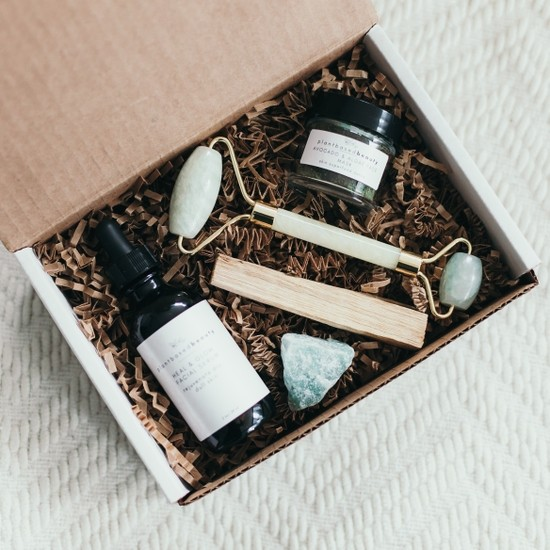 At-Home Spa Treatment Gift Set