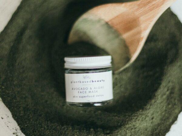 Avocado & Algae Nourishing Face Mask