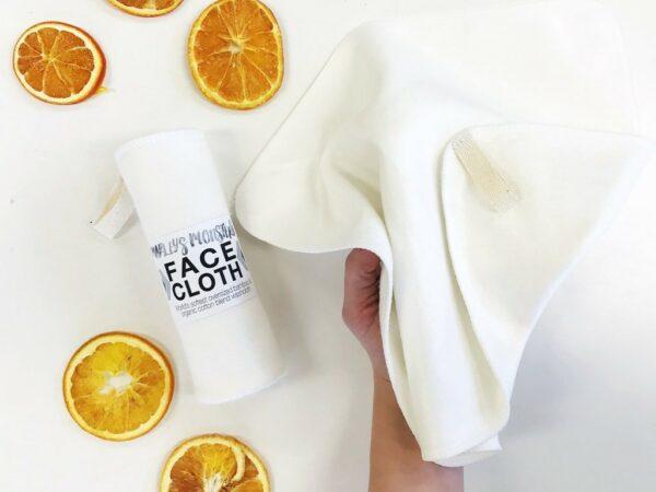 Bamboo Face Wash Cloth