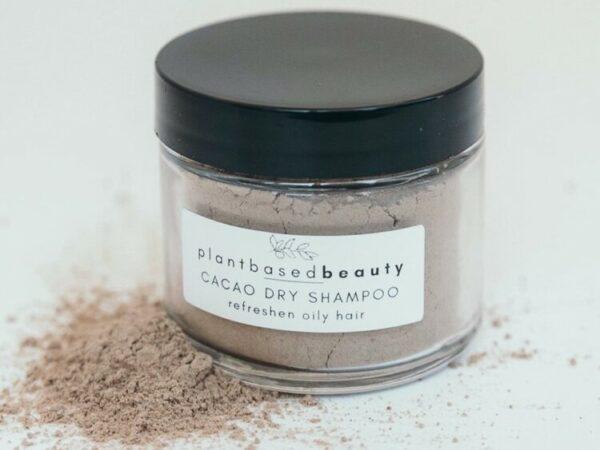Cacao Dry Shampoo Powder