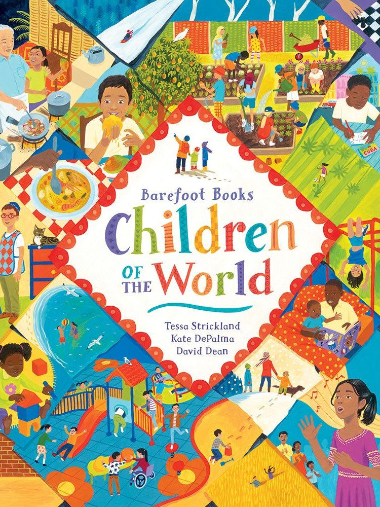 Barefoot Books Children of the World – Hardcover Book for Kids