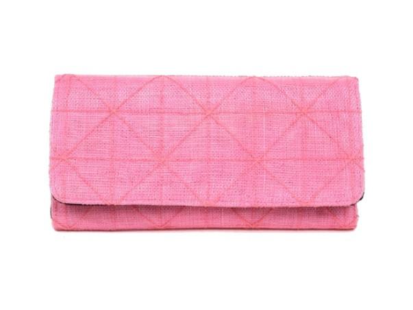 Clover Wallet – Pink