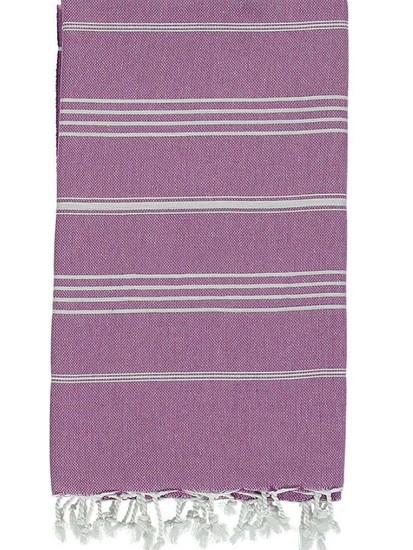 Essential Turkish Towel – Purple