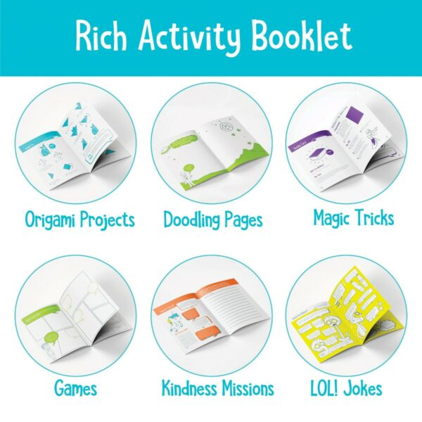 The Feel Better Bag: All-in-One Activity Kit