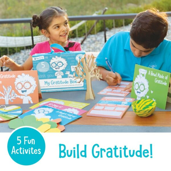 My Gratitude Activity Box for Kids
