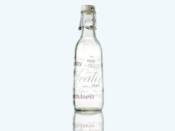 Healing Love Water Bottle