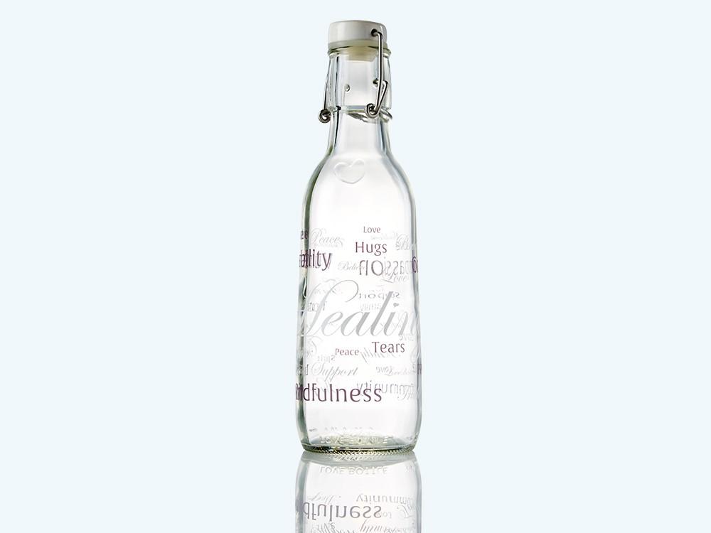 Healing Love Bottle