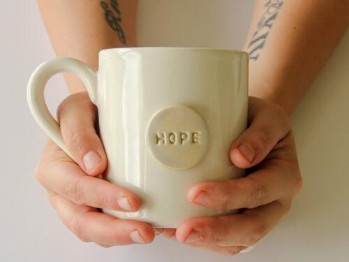 Hope Handmade Mug