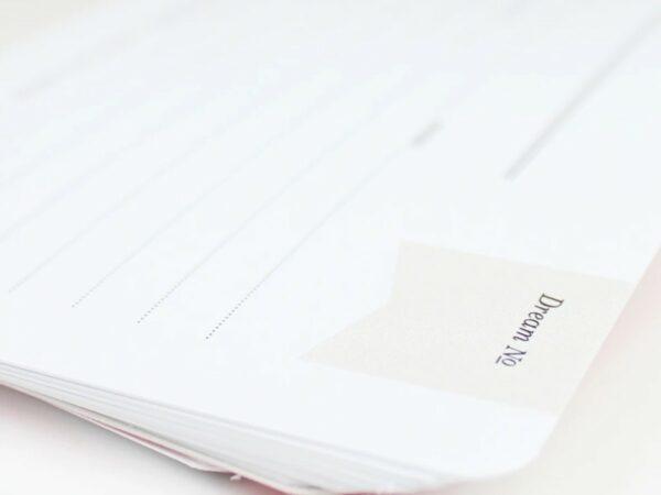 The Bucket List Prompt Journal