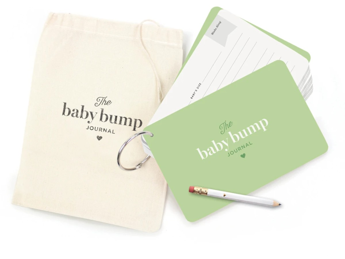 The Baby Bump Journal