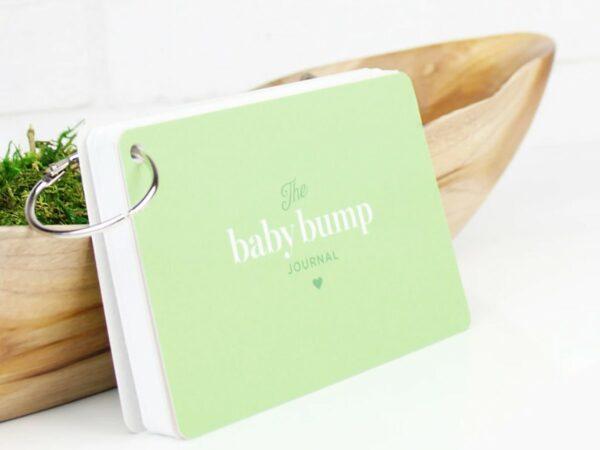 The Baby Bump Pregnancy Journal