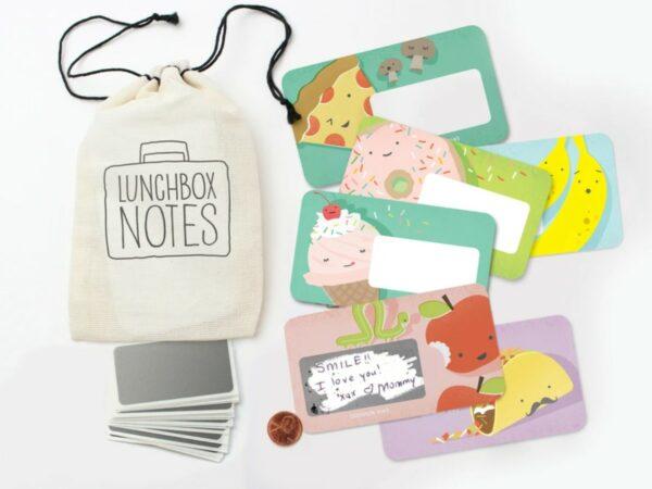 Scratch-off Motivational Lunchbox Notes