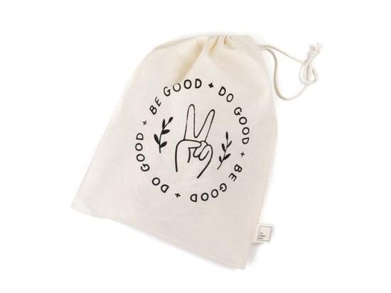 Large Organic Cotton Bulk Bag – BE GOOD DO GOOD