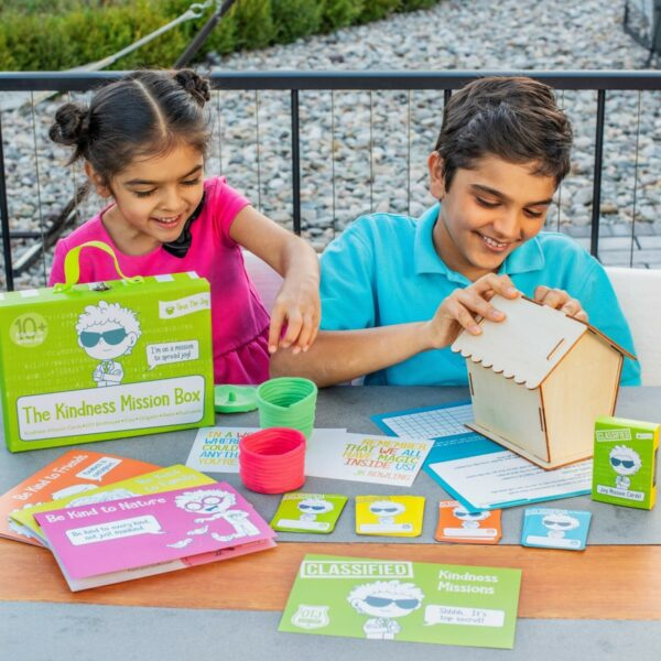 Kindness Missions Activity Box for Kids