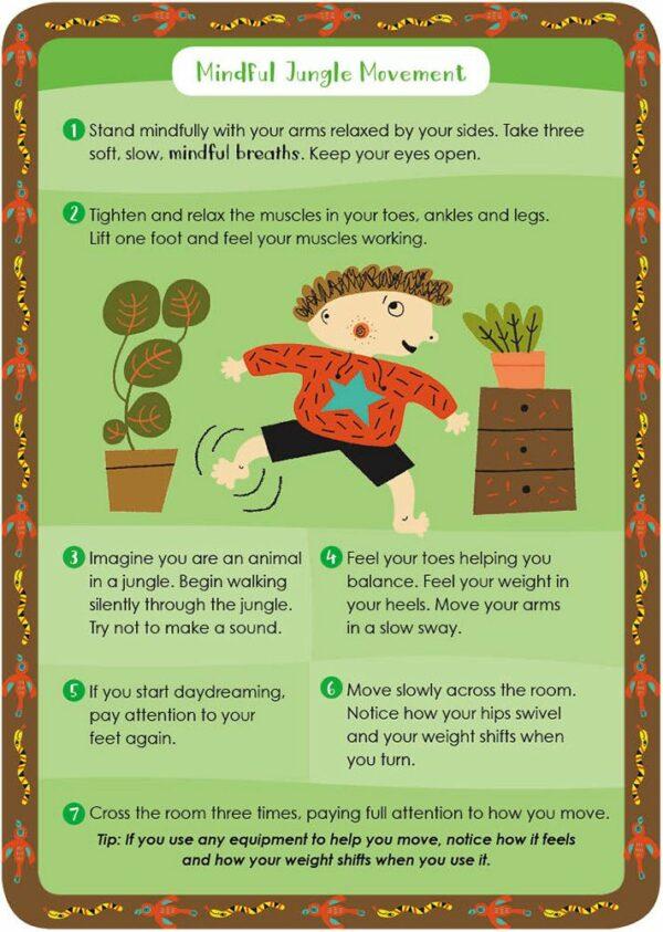Mindful Kids Activity Deck