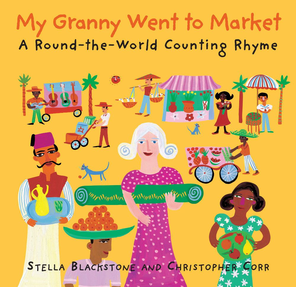 My Granny Went to Market – Book for Kids