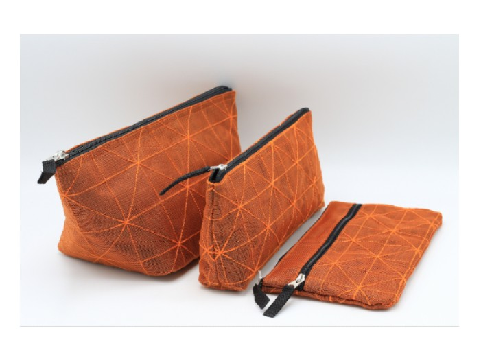 Net Bag Set – Burnt Orange