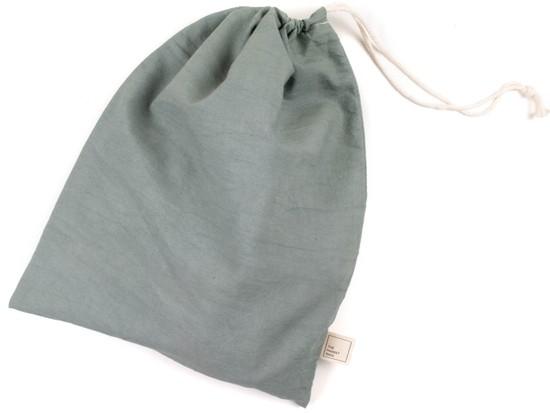 Large Organic Cotton Muslin Produce/Bulk Bag – Fern