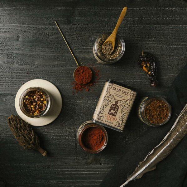 Smoke & Grill Spice Set