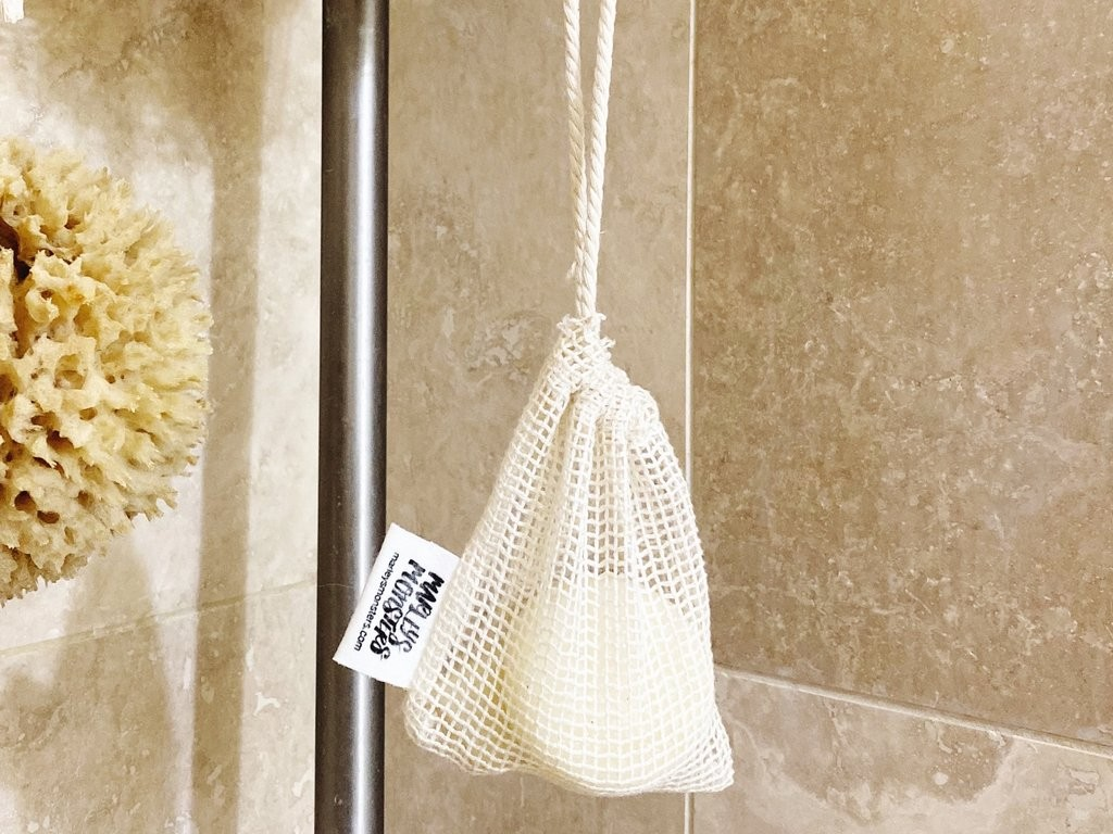 Soap Saver: Organic Cotton