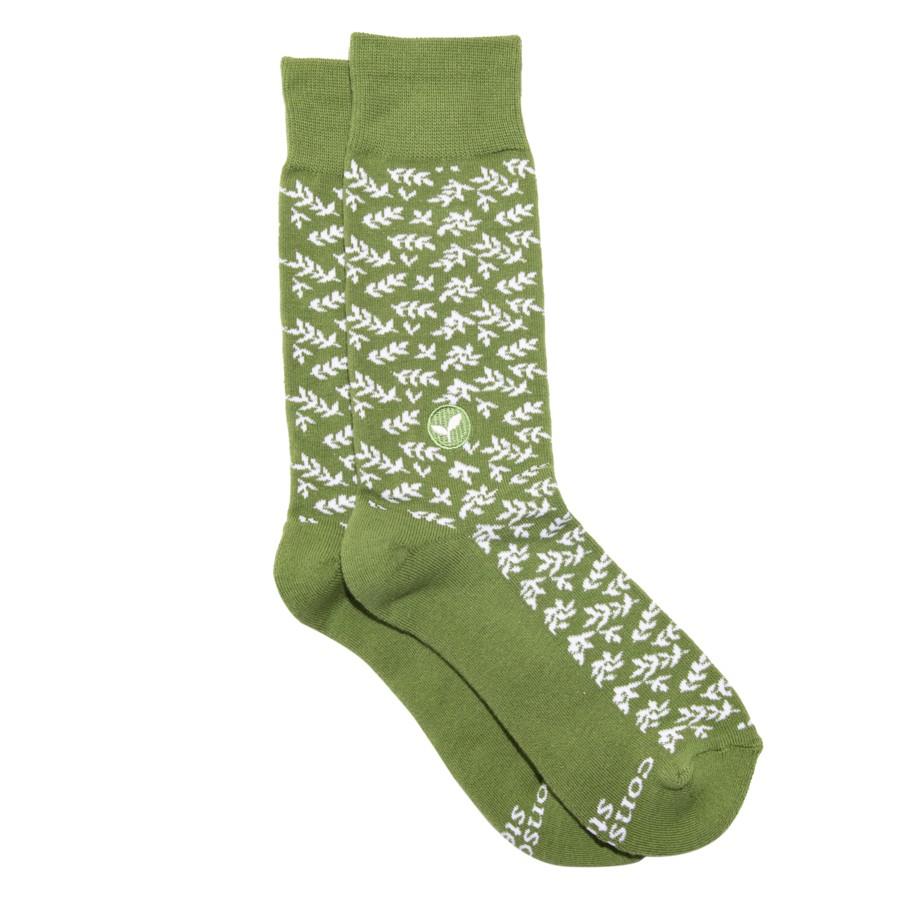 Organic Cotton Socks That Plant Trees – Small