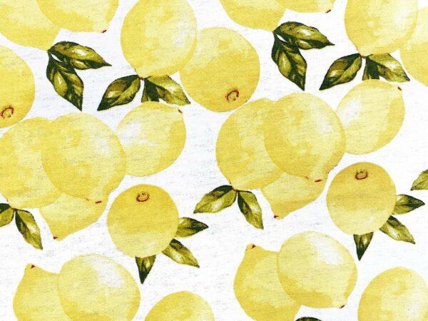 Reusable Rolled Unpaper Towels: 12-pack - Vintage Lemons